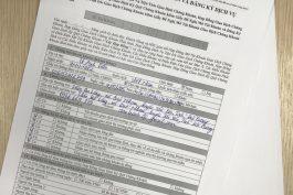 Mẫu hợp đồng mở tài khoản và đăng ký dịch vụ