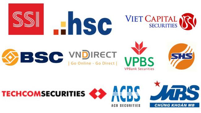 Các công ty Chứng khoán tại Việt Nam
