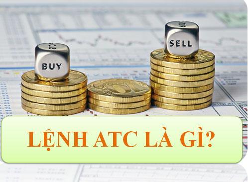 Lệnh giao dịch tại mức giá khớp lệnh xác định giá đóng cửa (ATC)