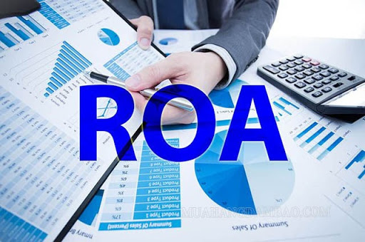 ROA là tỷ số lợi nhuận ròng trên tài sản (Return on total assets)