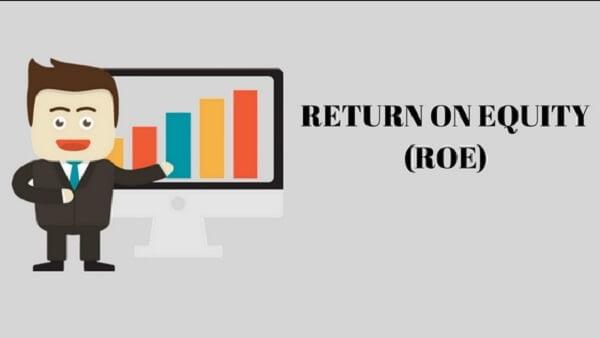 ROE là tỷ số lợi nhuận ròng trên vốn chủ sở hữu (Return on common equyty)